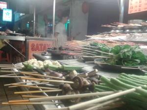 Si a uno le falla el temple, hay verduras.